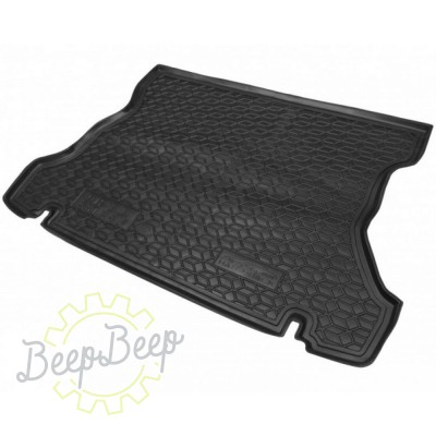 AV-G Cargo Trunk Mat for OPEL ASTRA F HATCHBACK, 3DOORS 1991—1997 Custom Fit Tray Boot Liner - Picture 1